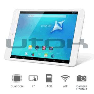 Tableta UTOK 700D Lite cu procesor Dual-Core
