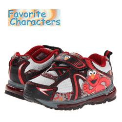 Adidasi baieti Elmo Muppets Favourite Characters