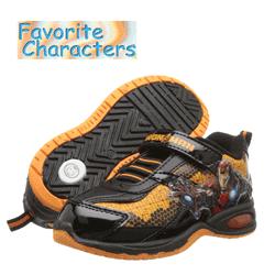 Adidasi baieti Iron Man Favourite Characters