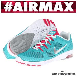 Adidasi dama Nike Air Max seria Fusion - Turqoise