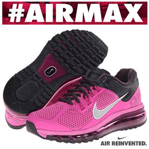 Incaltaminte sport Adidasi Air Max + Club Pink