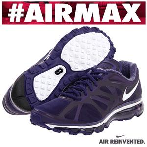 Incaltaminte sport Nike Air Max + Plus de dama