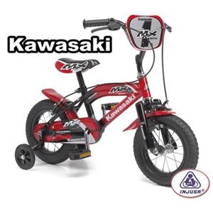 Bicicleta Kawasaki MX 12 Injusa