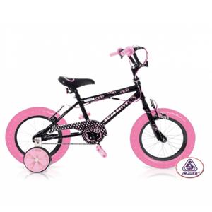 Bicicleta Hello Kitty Black 12 Injusa