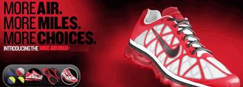 vezi intreaga colectie de Ghete sport si Adidasi Nike Air Max pentru copii la BodoSport la preturi reduse
