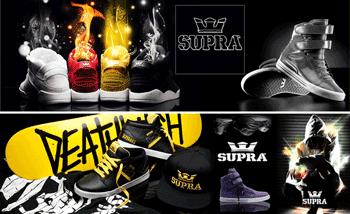 Supra Footwear - The Original Skate Shoes