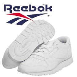 Incaltaminte sport din piele pentru copii Reebok Kids Classic Leather