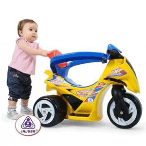 Masinuta de exterior copii 1-3 ani Injusa Vaillant