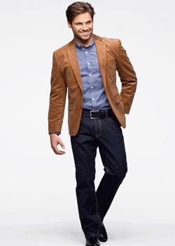 Moda smart casual - Sacouri din raiat