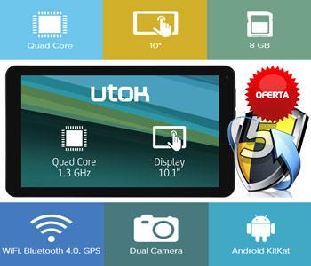 Vezi cea mai buna oferta la Tabletele UTOK de 10 inch