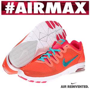 Adidasi dama Nike Air Max Fusion Crimson