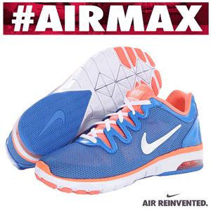 Adidasi dama Nike Air Max Fusion Distance Blue