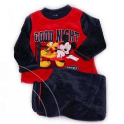 Pijama baieti 6 ani Mickey Mouse