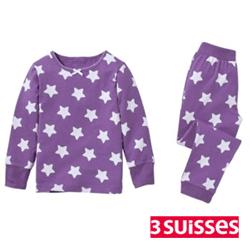 Pijama pentru fetite 3 Suisses