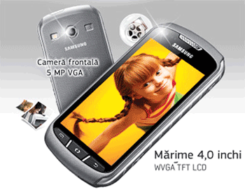 Samsung Galaxy XCover 2 un telefon rezistent la apa, praf, socuri si zgarieturi