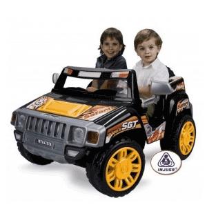 Jeep electric cu acumulatori Injusa 2 locuri