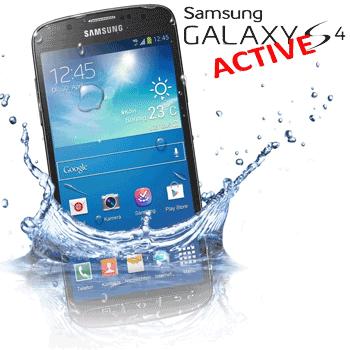 Performanta si rezistenta la apa - Smartphone-ul Samsung Galaxy S4 Active