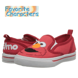 Tenisi copii Elmo (Muppets) - Favourite Characters incaltaminte personaje desene animate