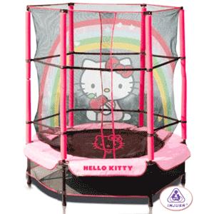 Trambulina de exterior pentru copii marca Injusa