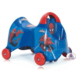 Vehicul Injusa actionat cu picioarele Spiderman