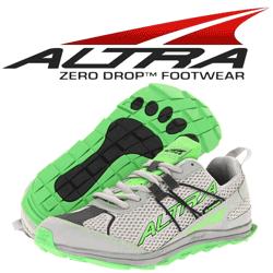 Adidasi anatomici alergare dama Altra Zero Drop Footwear Superior