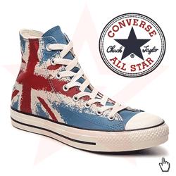 De unde cumperi Converse cu Steagul Angliei?