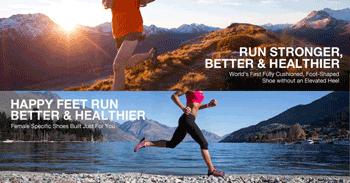 Altra Running Shoes Footwear - Pantofi anatomici pentru alergare