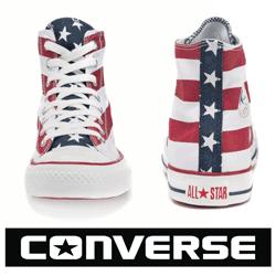 Bascheti Converse US Flag - Steagul Statelor Unite