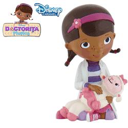 Figurina Doctorita Plusica si Lambie