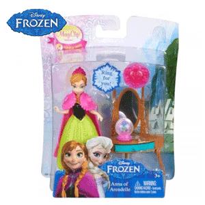 Figurina Anna cu accesorii Disney Frozen
