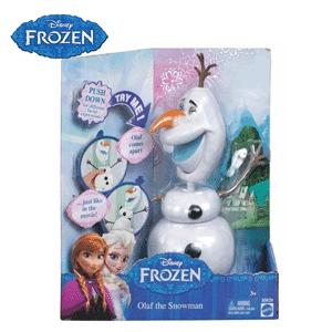Olaf figurina om de zăpadă Disney Frozen