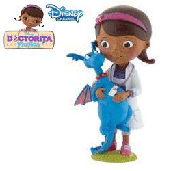Jucarii, figurine si papusi cu Doctorita Plusica