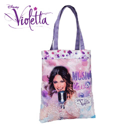 Geanta shopping Disney VIoletta