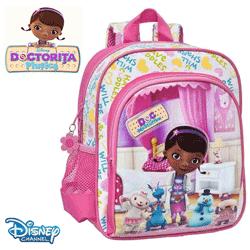 Ghiozdan scolar Doctorita Plusica