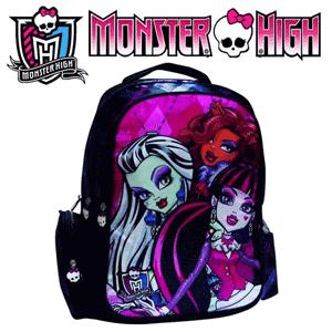 BTS Ghiozdan Monster High pentru fete