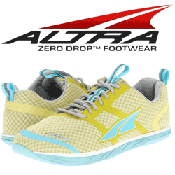 Incaltaminte alergare Altra Zero Drop Provisioness - incaltaminte anatomica de alergare pentru femei