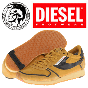 Adidasi piele Diesel Great Era Pass On pentru barbati