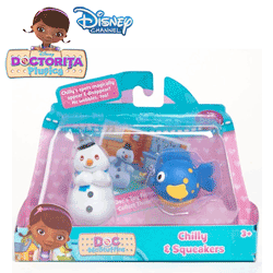 Figurine Plusica Chilly si Squeakers