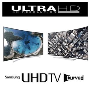mai multe LED TV Samsung cu diagonala mare la Altex