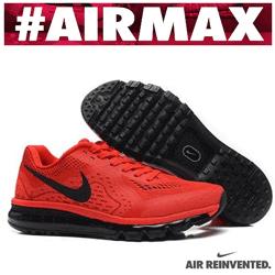 Nike Air Max 2014 Red pentru barbati