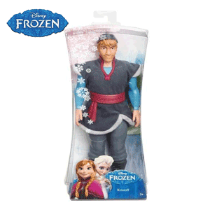 Papusa Disney Frozen - Kristoff desenele animate Regatul de Gheata