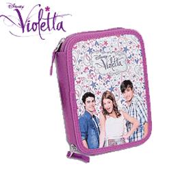 Penar Dublu Echipat Disney Violetta