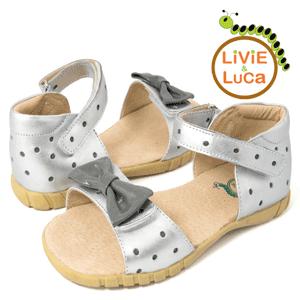 Sandale din piele fetite 2-6 ani Livie & Luca