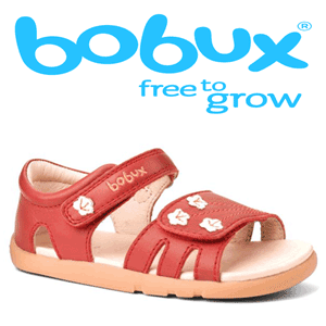 Sandale din piele naturala pentru fetite 2-5 ani I-Walk marca Bobux