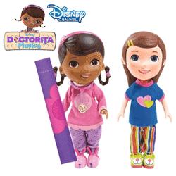 Set Figurine Doctorita Plusica si prietenii