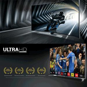 Samsung Curved UHDTV Altex