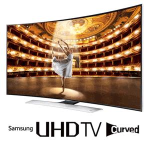 televizoare samsung cu diagonala mare la Altex