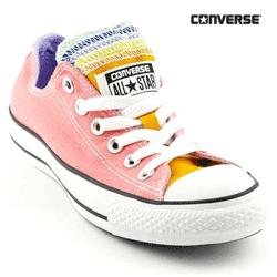 Tenisi Converse roz 5 limbi de dama