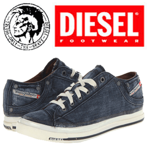 Tenisi barbati marca Diesel - Exposure Low I