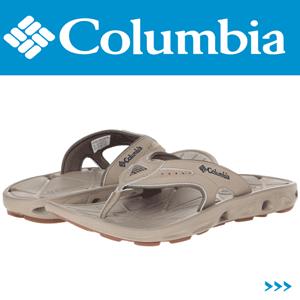 Sandale barbatesti din piele Columbia Techsun Vent